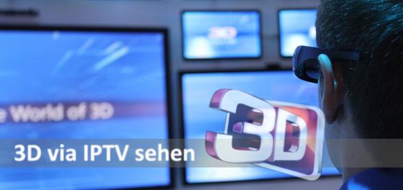 3d tv ber iptv sehen ratgeber. Black Bedroom Furniture Sets. Home Design Ideas