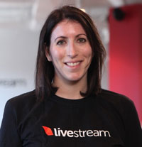Jessica Kantor, Marketing & Content Livestream