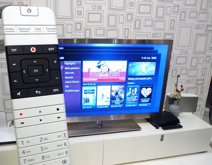 Senderliste Vodafone Tv