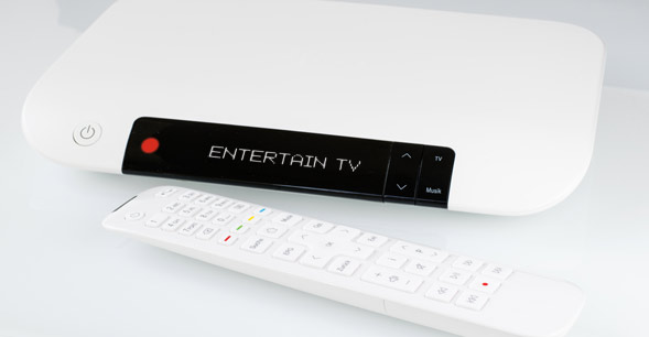 Entertain TV MR400