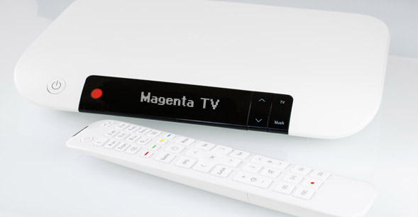 MR401 IPTV Receiver der Telekom