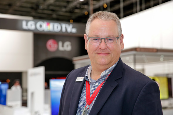 Peter Koch, LG Manager