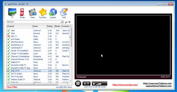 IPTV Software in der Übersicht