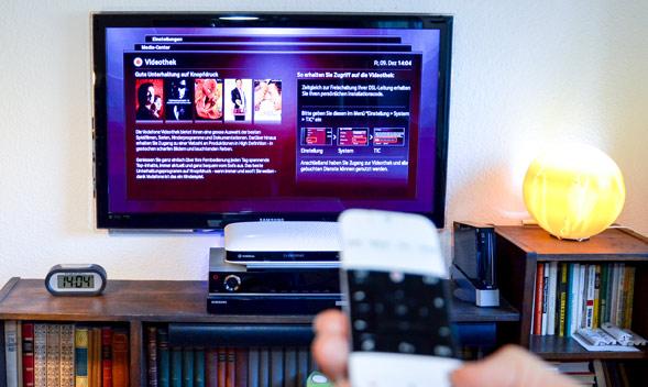 Internet Fernsehen Anbieter