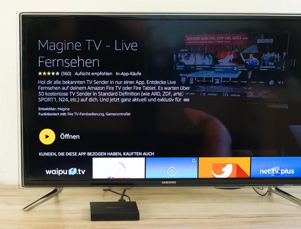 magine tv vorteile kosten und testbericht zum streaming tv angebot. Black Bedroom Furniture Sets. Home Design Ideas