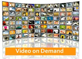 Video on Demand - IPTV Vorteile