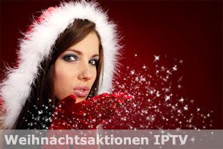 IPTV Weihnachtsaktion