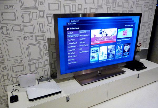 Vodafone IPTV gestartet