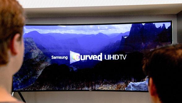 Samsung 107 Zoll Ultra HD TV