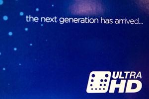 Das neue Ultra HD Logo.