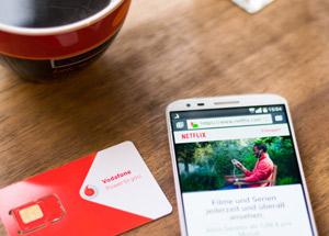 Netflix kostenlos 6 Monate für Vodafone-Nutzer