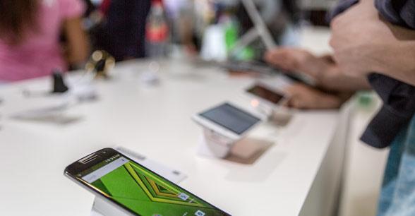 Neue Smartphone-Trends auf der IFA