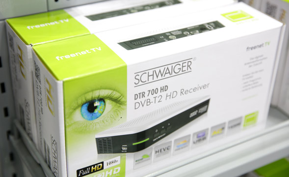 DTR 700HD Karton