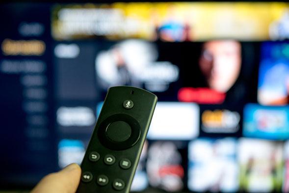 Fernsehen per Streaming gewinnt an Bedeutung