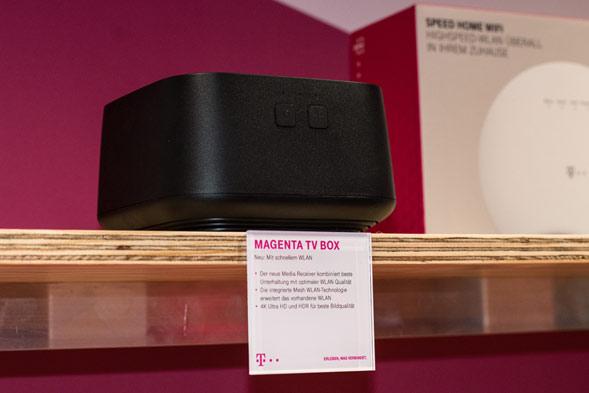 neue Magenta TV Box