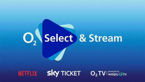 O2 Select & Stream